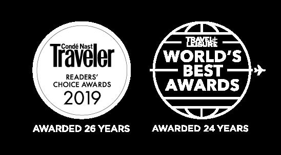 Travel Leisure - World's Best Awards Logo
